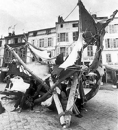 Raimbaud Folle Gabare La Rochelle