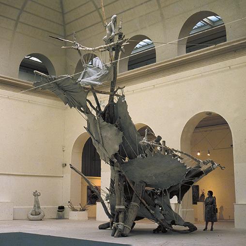 Raimbaud Folle Gabare Musée de Nantes