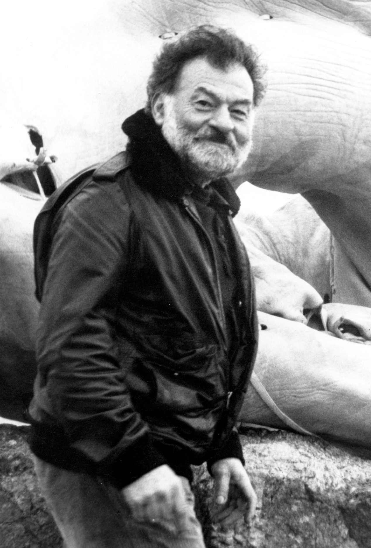 Michel Raimbaud Porte Oceane 1987