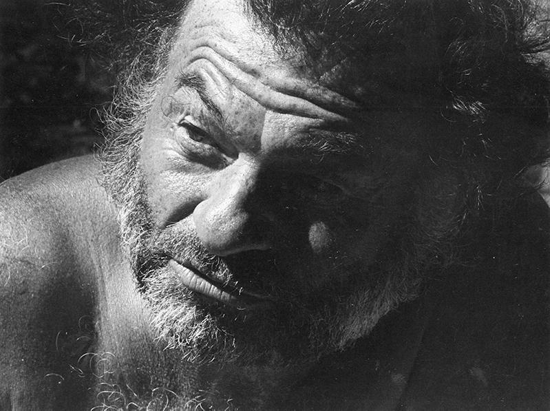Michel Raimbaud Portrait